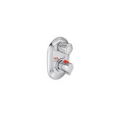 Misturador Termostato para Banheiro Decaterm Cromado - Deca
