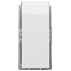 Módulo de Interruptor Intermediário 10a 250v Duale Up Branco - Iriel