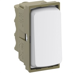 Módulo de Interruptor Paralelo 250v 10a Zeffia Branco - Pial Legrand
