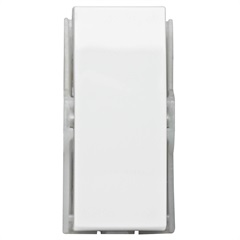 Módulo de Interruptor Paralelo Brava Branco - Iriel