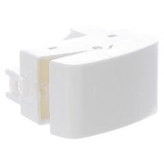 Módulo de Interruptor Simples 10a 250v Lunare Branco - Schneider