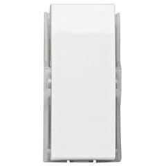 Módulo de Interruptor Simples Brava Branco - Iriel