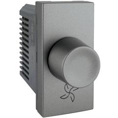 Módulo Dimmer Rotativo para Ventilador 110v Arteor Magnésio - Pial Legrand