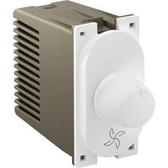 Módulo Dimmer Rotativo para Ventilador 110v Nereya Branco - Pial Legrand