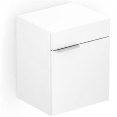 Módulo Extensão para Gabinete com 1 Porta Like Branco - Celite