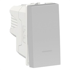 Módulo Interruptor Intermediário 10a 250v Orion Cinza - Schneider