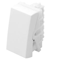 Módulo Interruptor Paralelo Modulare 10a 250v Branco - Fame
