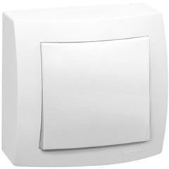 Módulo Interruptor Simples 10a 220v Sistema X Branco - Pial Legrand