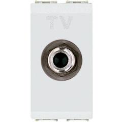 Módulo Tomada para Antena de Tv para Cabo Coaxial 9mm Thesi Up - BTicino