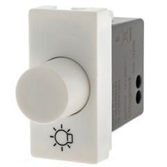 Módulo Variador Rotativo para Lâmpada Incandescente 300/600w Bivolt Plusmais Branco - Pial Legrand