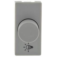 Módulo Variador Rotativo para Lâmpada Led/Flc 50va Bivolt Plusmais Cinza - Pial Legrand