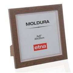 Moldura em Mdf Toldo 20cm Imbuia - Casa Etna