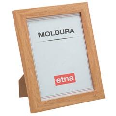 Moldura em Mdf Toldo 20x15cm Carvalho  - Casa Etna