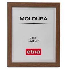 Moldura em Mdf Toldo 30x24cm Imbuia - Casa Etna