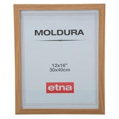 Moldura em Mdf Toldo 40x30cm Carvalho - Casa Etna
