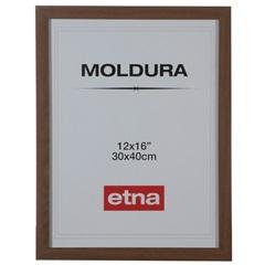 Moldura em Mdf Toldo 40x30cm Imbuia - Casa Etna