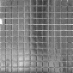 Mosaico Aço Inox 30x30cm - Colormix