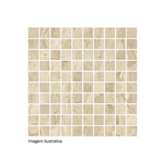 Mosaico Dahino Beige Peça 30x30cm - Biancogres