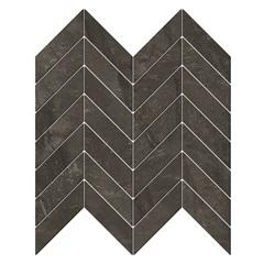 Mosaico Esmaltado Geographic Black 29,8x29,8cm - Portinari