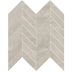 Mosaico Esmaltado Geographic Gray 29,8x29,8cm - Portinari
