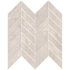 Mosaico Esmaltado Geographic Off White 29,8x29,8cm - Portinari