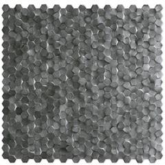 Mosaico Malla Sweet Silver 30,5x29,5cm - Roca