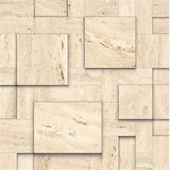 Mosaico Marmo Navona Tre-Di 30x30cm - Biancogres