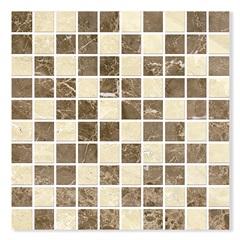 Mosaico Mix Marmo Dolomite 30x30cm - Biancogres