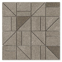 Mosaico Natural Borda Reta Apogeu Mix 29,8x29,8cm - Portinari