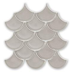 Mosaico Ritmos Gr Cinza 25,9x27,3cm com 1 Peça - Portinari
