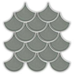Mosaico Ritmos Sgn Verde Claro 25,9x27,3cm com 1 Peça - Portinari