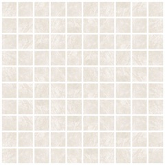 Mosaico Stones Quadro Vanilla30x30cm - Biancogres