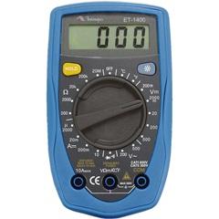 Multímetro Digital com Display de 3.1/2'' Dígitos Et-1400 Azul - Minipa