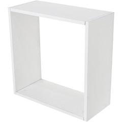 Nicho em Mdp Decore 45x45cm Branco - Multivisão