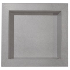 Nicho Natural Relax 36x36cm Cement - Portinari