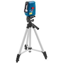 Nível a Laser de Linhas 15m Azul - Bosch
