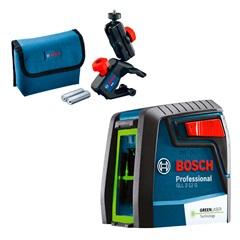 Nível Laser de Linhas Gll 2-12 G Azul - Bosch