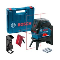 Nivel Laser Vermelho 15m Gcl 2-15 - Bosch