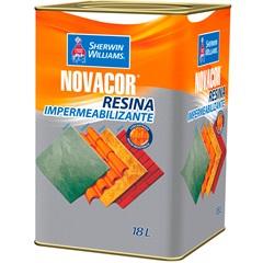 Novacor Resina Impermeabilizante 18 Litros