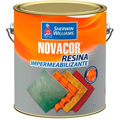 Novacor Resina Impermeabilizante 3,6 Litros - Sherwin Williams