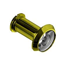 Olho Mágico para Portas 25 a 42mm Dourado - Metropac