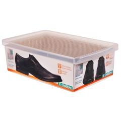 Organizador de Sapatos Grande Transparente - Ordene