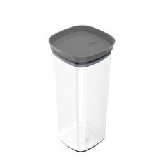 Organizador Hermético em Poliestireno Block 1,5 Litros Chumbo - Ou
