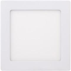 Painel Led de Sobrepor Quadrado 12w Bivolt Smart 17x17cm 3000k - Brilia