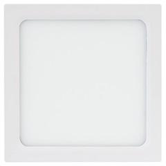 Painel Led Quadrado de Embutir 24w Bivolt 29cm Branco 6500k Luz Branca - Brilia