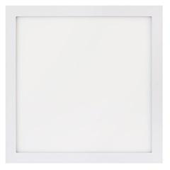 Painel Led Quadrado de Embutir 32w Bivolt 40cm Branco 6500k Luz Branca - Brilia