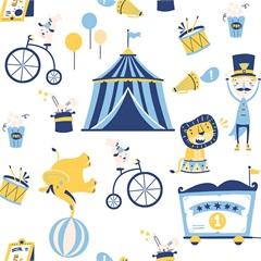 Papel de Parede 7434 Azul E Amarelo 52cm com 10 Metros - Bobinex
