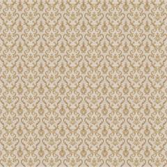 Papel de Parede Arabesco Dourado 52cm com 10 Metros - Casa Etna