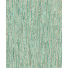 Papel de Parede Texturizado Decor Verde 53cm com 10 Metros - Colorful