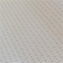 Papel de Parede Vinílico Liso Branco 53cm com 10 Metros - Conthey